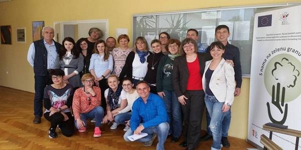Završen ciklus radionica ''Komunikacija i grupna dinamika u obrazovanju odraslih''