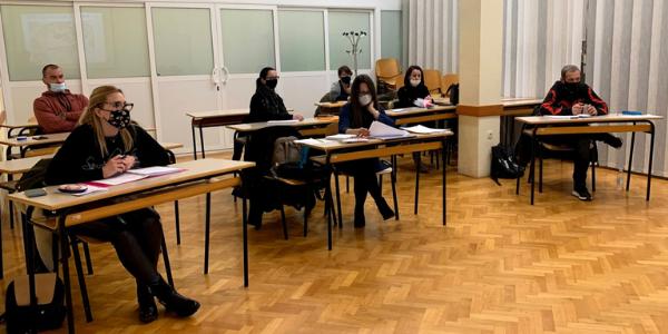 U tijeku 2.grupa programa osposobljavanja za Samostalnog knjigovođu u šk.g. 2020/2021