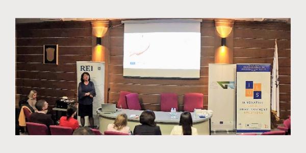 Projekt ILUS predstavljen na Danima otvorenih vrata EU projekata