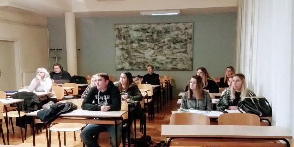 Komercijalisti održali prezentacije na Strukovnim vježbama