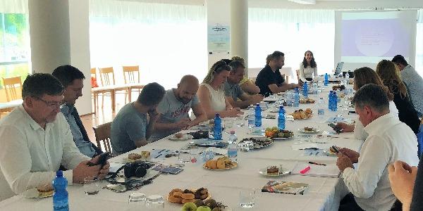 Sudjelovanje na međunarodnoj konferenciji u Sloveniji