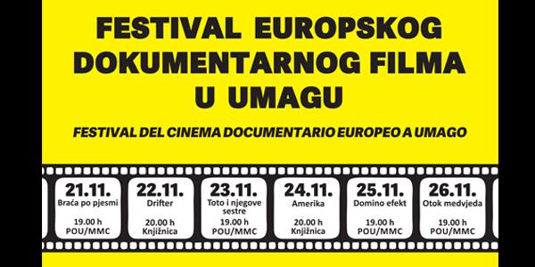 Festival europskog dokumentarnog filma 21. - 26. 11. 2016.