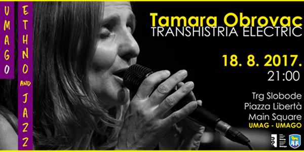 Jedinstveno glazbeno putovanje uz Tamaru Obrovac i Transhistria Ensemble!