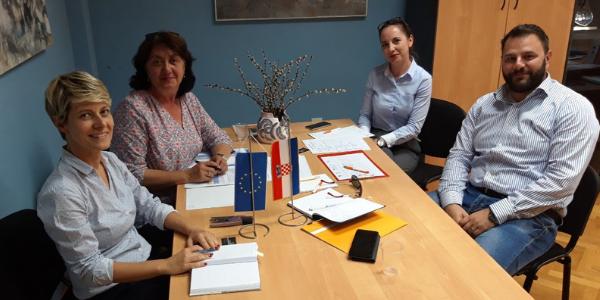 Drugi radni sastanak projektnog tima ILUS