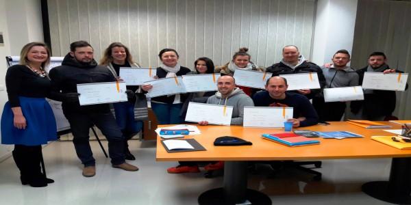 Završen specijalizirani tečaj njemačkog jezika