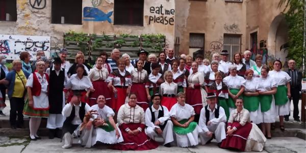 """""""Zvjezdice 50+"""" na Susretu mađarske nacionalne manjine"""