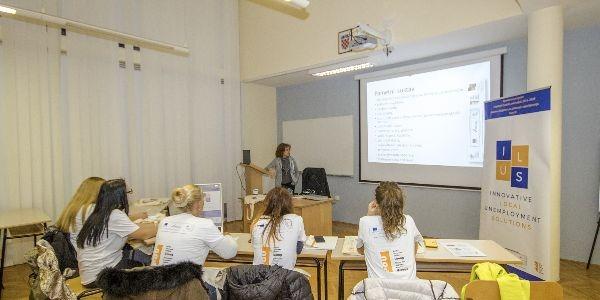 Pokrenut program osposobljavanja za poslove sobarice u sklopu ILUS projekta