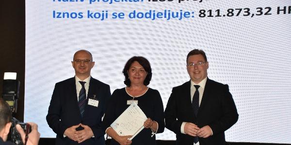 Svečano potpisivanje novog EU projekta Učilišta Umag
