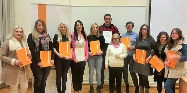 Uspješno završen program osposobljavanja za samostalne knjigovođe