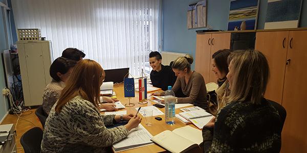 Održan sastanak o potrebama za dodatnim edukacijama osoblja dvaju učilišta
