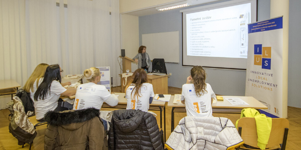 Projekt ILUS u fazi realizacije nastave programa osposobljavanja barmena i sobarica