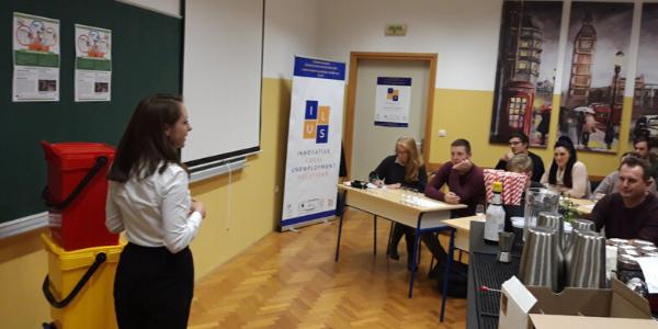 U sklopu projekta ILUS predstavljeni postupci odvajanja otpada