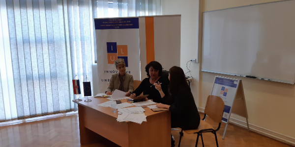 Četvrti sastanak projektnog tima ILUS projekta