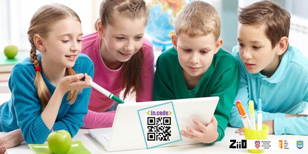 In.Code - Testiranje prijavljenih učenika za besplatne radionice