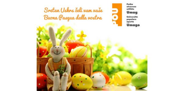 Sretan Uskrs - Buona Pasqua