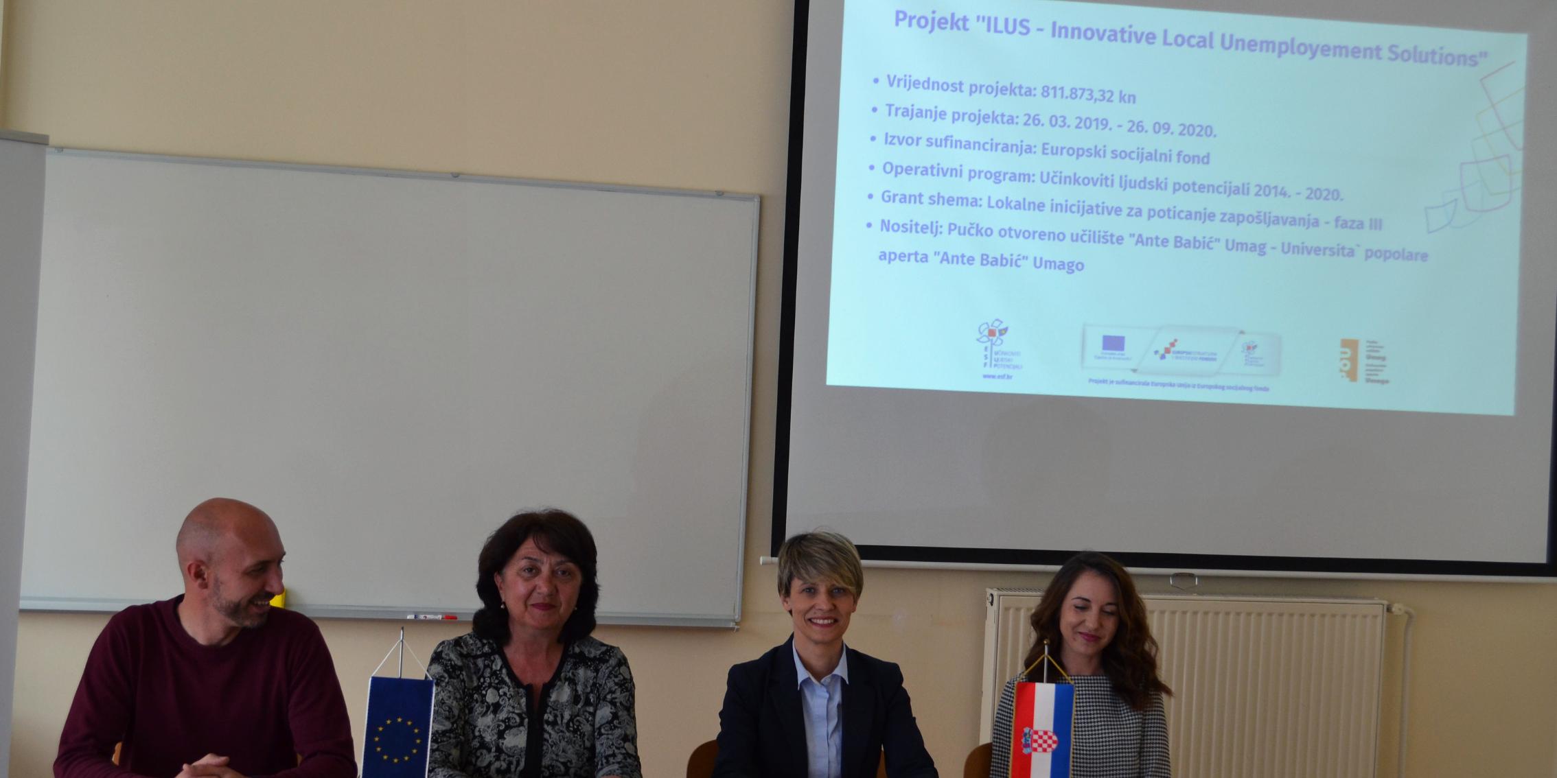 Održana početna konferencija i predstavljanje projekta ILUS