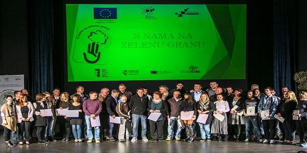 """Održana završna konferencija projekta """"S nama na zelenu granu"""""""