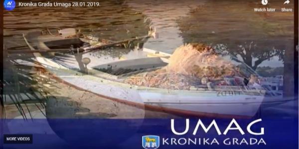 Novosti i aktualnosti Učilišta Umag na programu TV Nove Pula