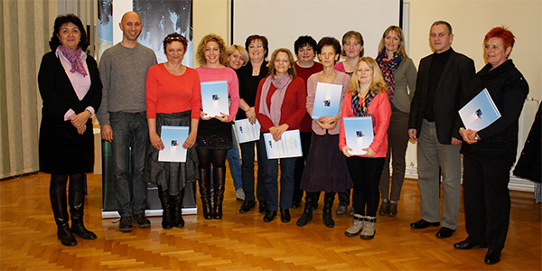 Završen program osposobljavanja za gerontodomaćice